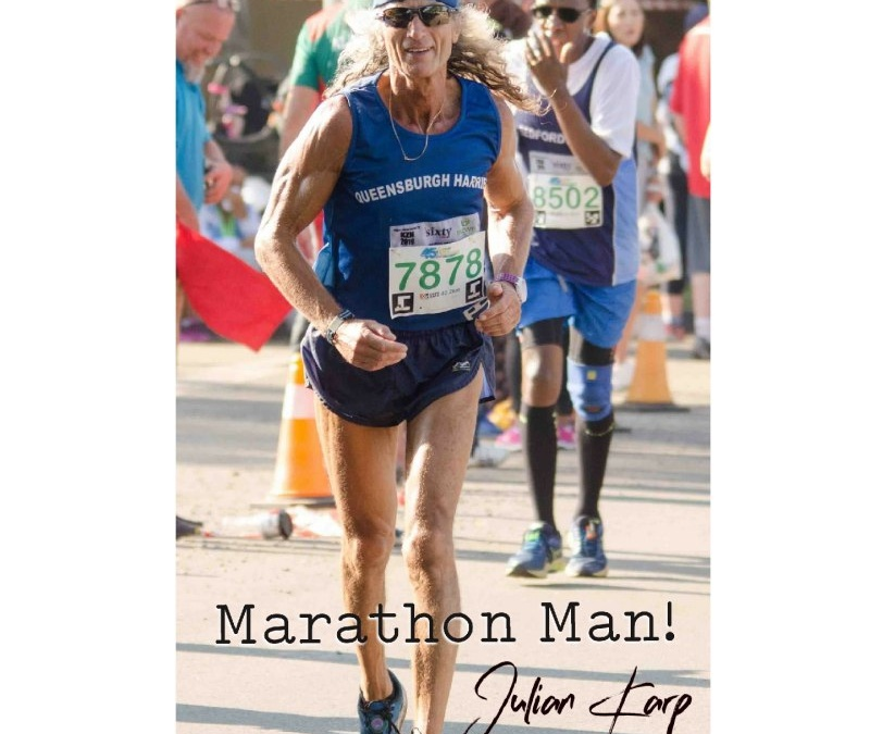 The 1000 Marathon Man – Julian Karp (Tuesday Who's Day)